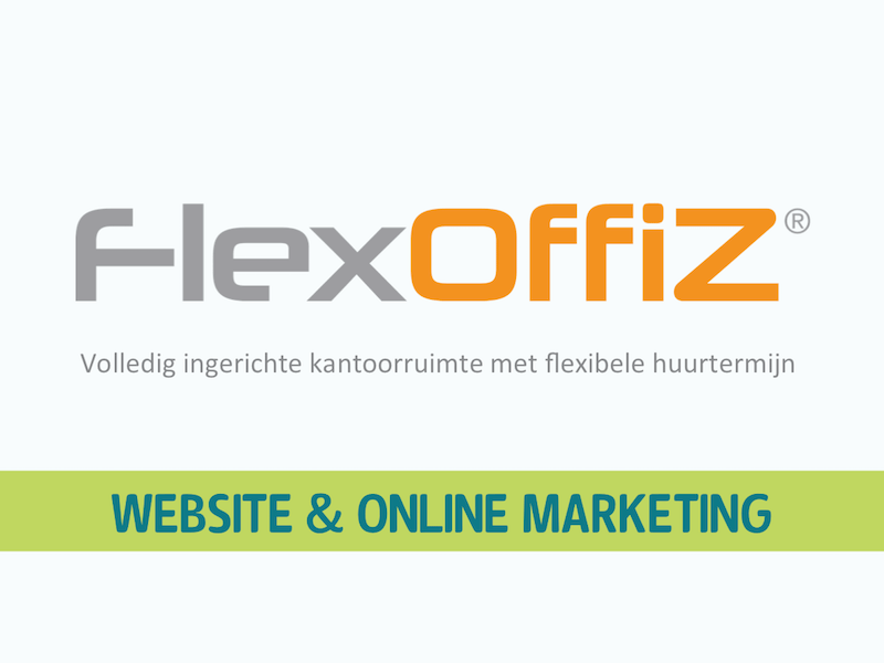 FlexOffiZ Website optimalisatie en online marketing