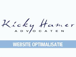 Kicky Hamer Weboptimalisatie