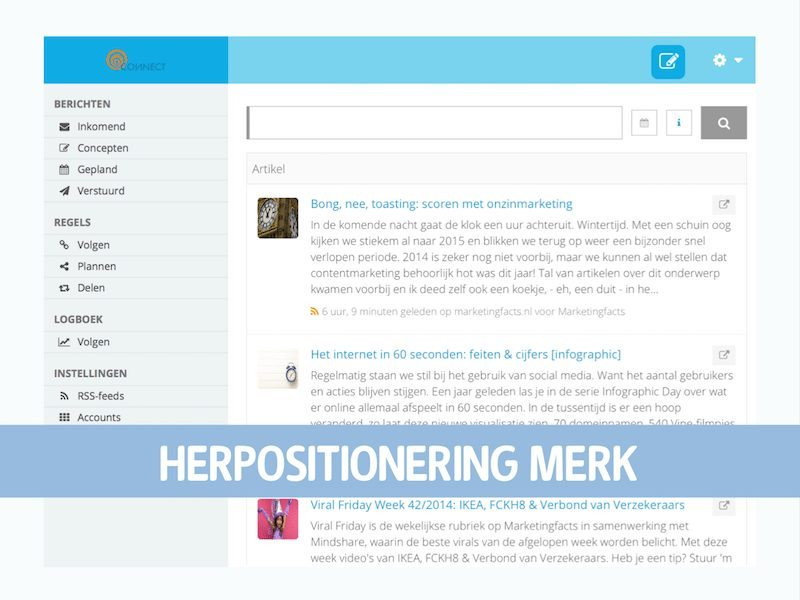 Merk iConnect 5