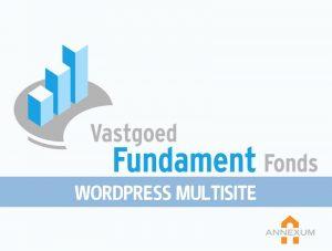 Vastgoed Fundament Fonds WordPress Multisite