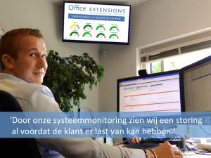 Office Extensions propositie