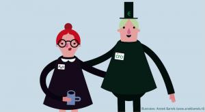 Doelgroep HR-managers en CFO's