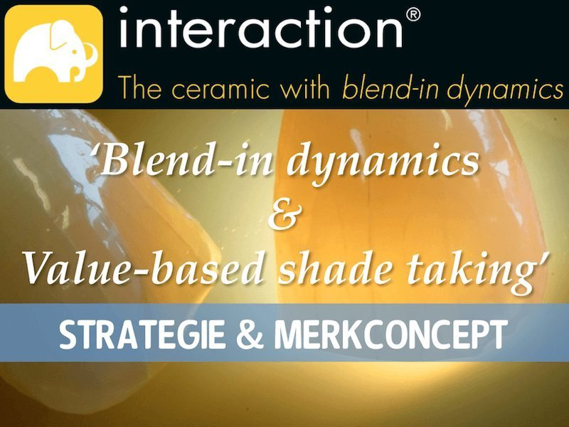 Herpositionering interaction ceramics