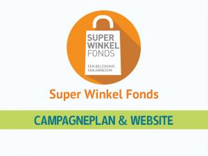 Super Winkel Fonds WordPress Website