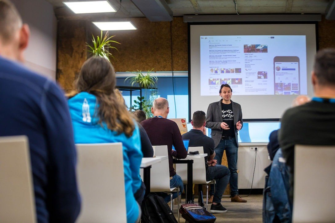 WordCamp Utrecht (foto: Michiel Ton)